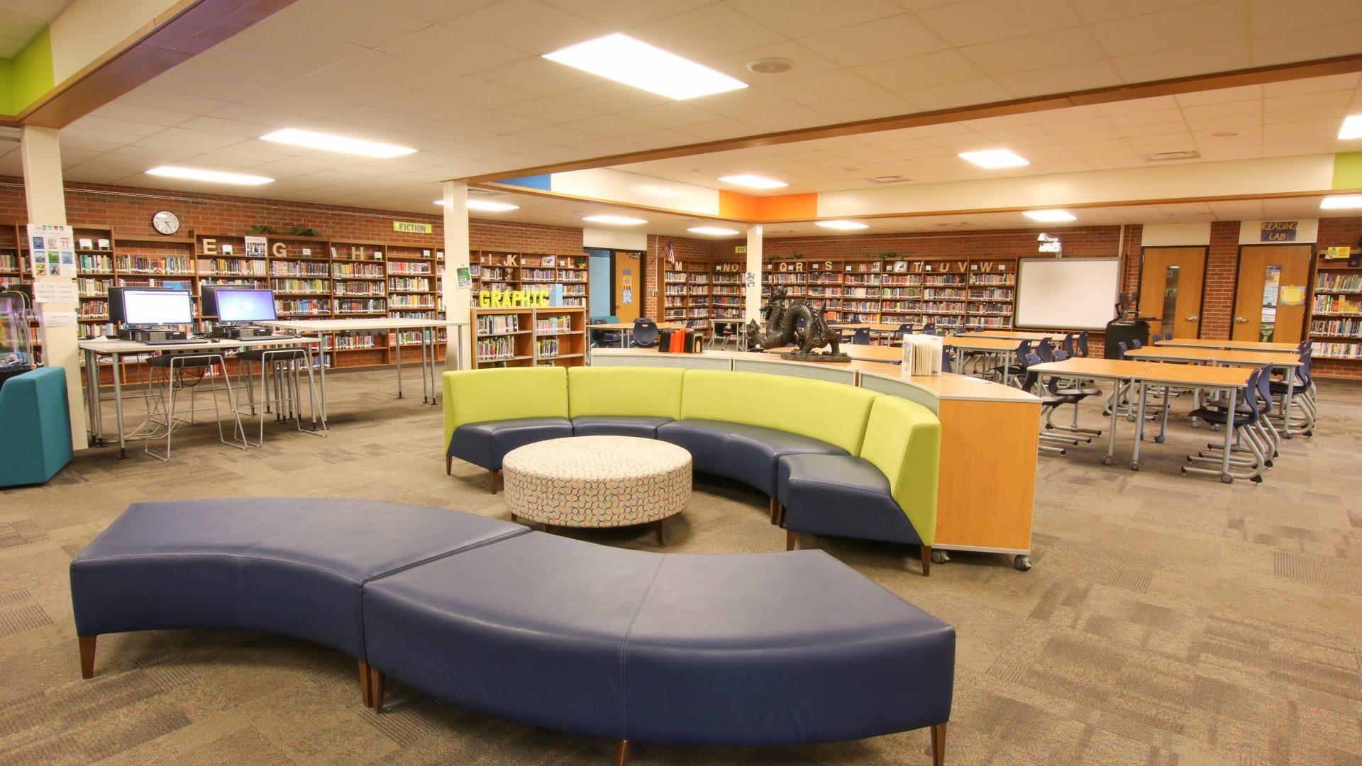 Grand Haven Public School Media Center