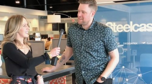 #CusterInTheField: Hyphn, Portland's Steelcase Premier Partner Dealership