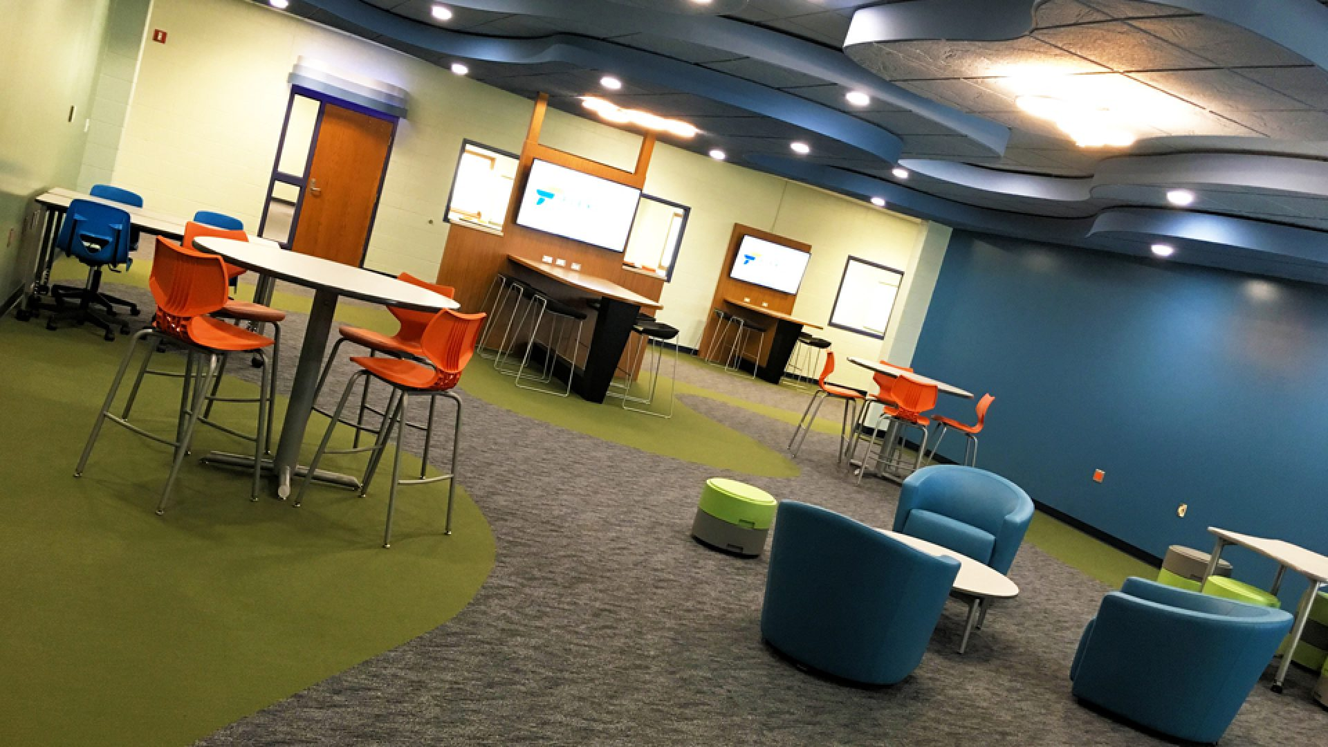 Custer | Exceptional Workspace Design