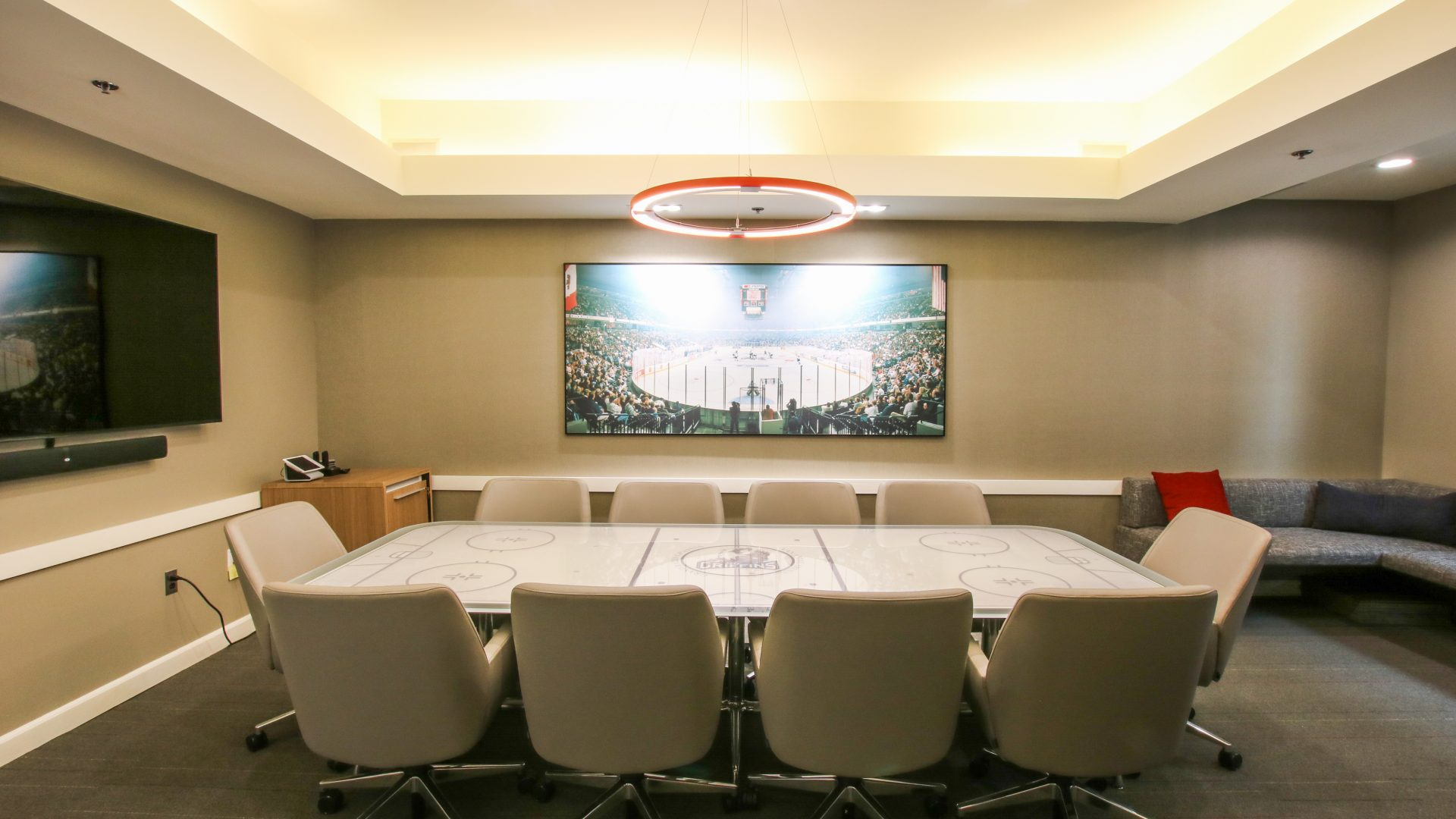 Grand Rapids Griffins Conference Room