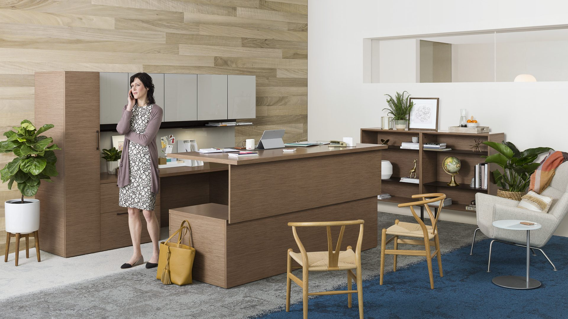Custer designs and builds commercial and corporate workspaces that connect people and empower them to do their best work. Start planning your new design today!