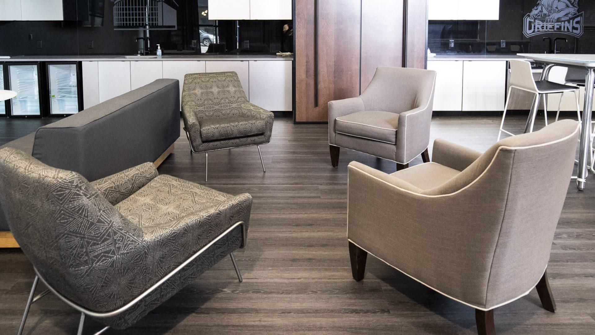 Grand Rapids Griffins VIP Lounge